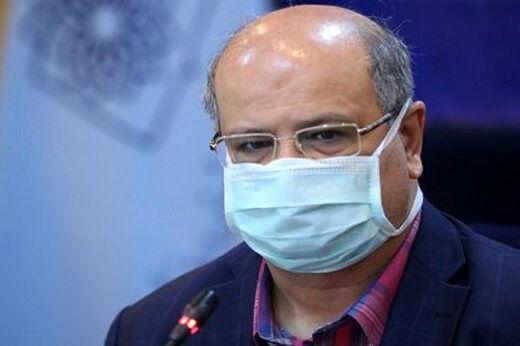تداوم نرخ بستری در تهران نگران کننده است