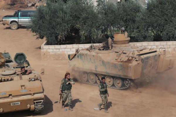آمریکا، ترکیه را در لیست کشورهای استفاده کننده از کودک سربازان قرار داد