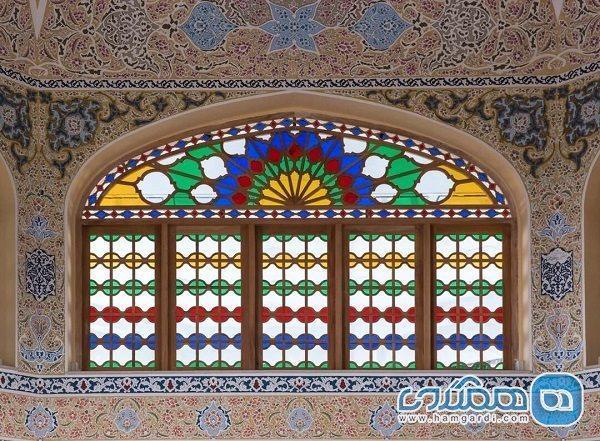 کوشک باغ هنر جلوه ای از توانمندی هنرهای سنتی ایرانیان است