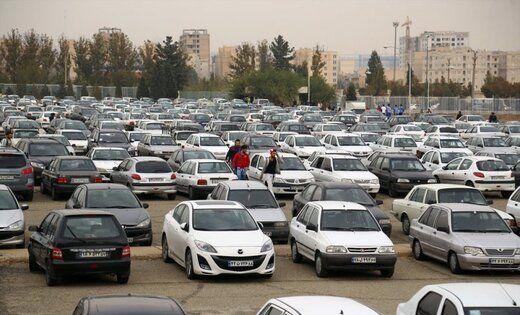 افزایش گرانی ها در بازار خودرو
