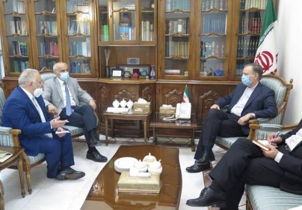 ملاقات سفیر ارمنستان با معاون ظریف درباره تنش اخیر مرزی ایروان، باکو