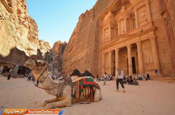 امیدواری اردن برای احیای گردشگری