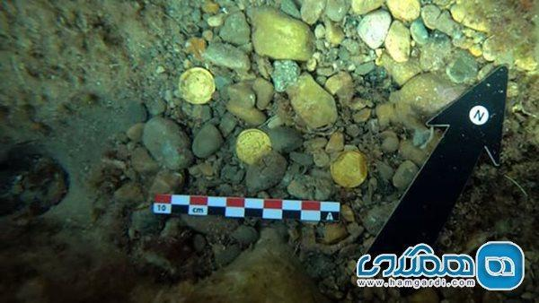 تور ارزان اروپا: یکی از بزرگترین مجموعه سکه های رومی اروپا در اعماق دریا کشف شد