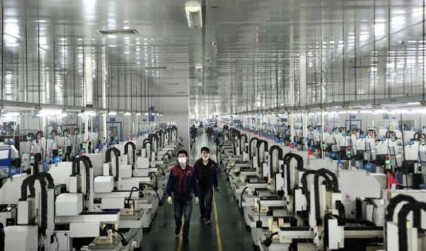تعطیلی موقت تهیه کنندگان تجهیزات اپل و تسلا در چین